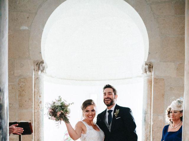 La boda de Carolina y Sergio en León, León 8