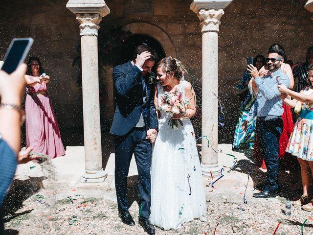 La boda de Carolina y Sergio en León, León 9