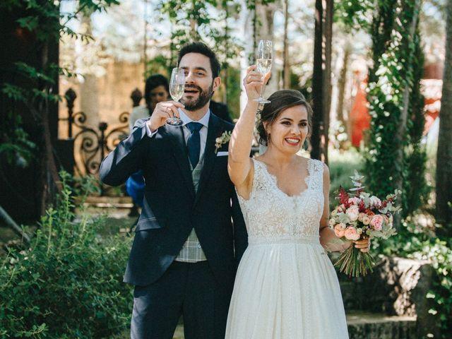 La boda de Carolina y Sergio en León, León 12