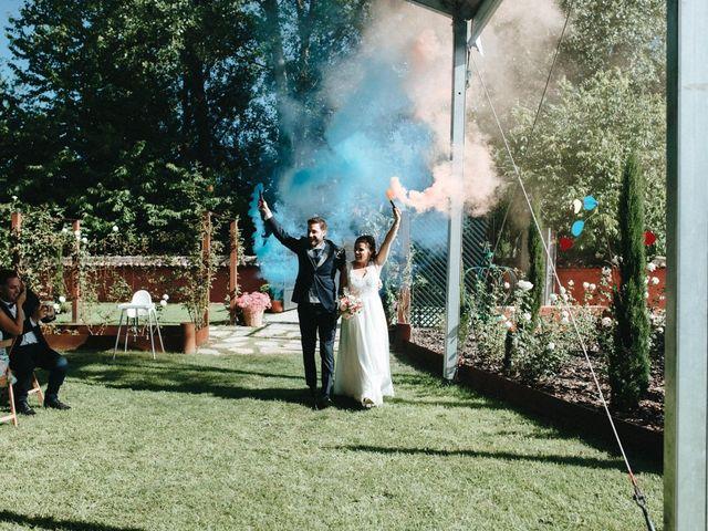 La boda de Carolina y Sergio en León, León 14
