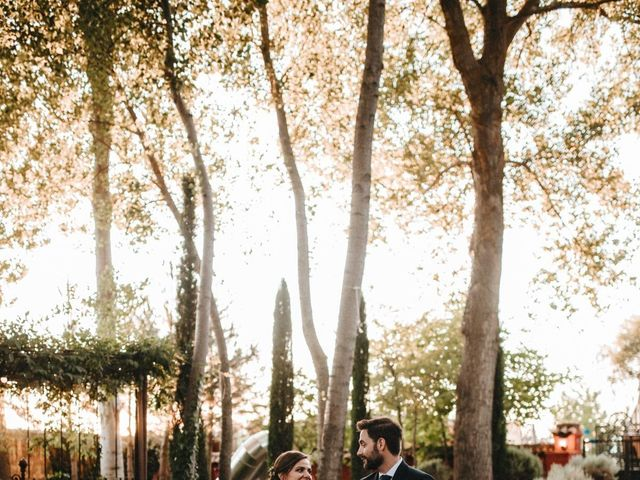 La boda de Carolina y Sergio en León, León 24