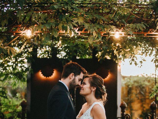 La boda de Carolina y Sergio en León, León 31