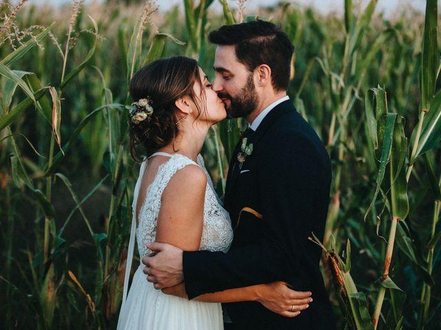 La boda de Carolina y Sergio en León, León 47