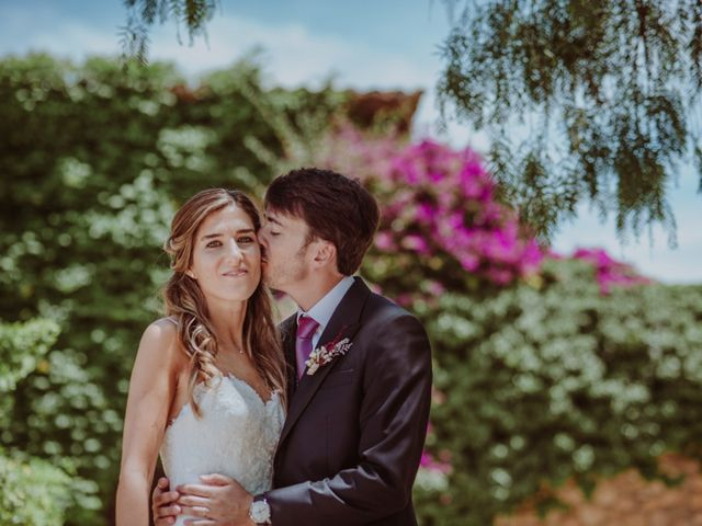 La boda de Sergi y Maria en Altafulla, Tarragona 33