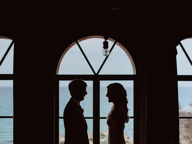 La boda de Sergi y Maria en Altafulla, Tarragona 1