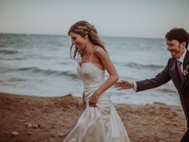 La boda de Sergi y Maria en Altafulla, Tarragona 41