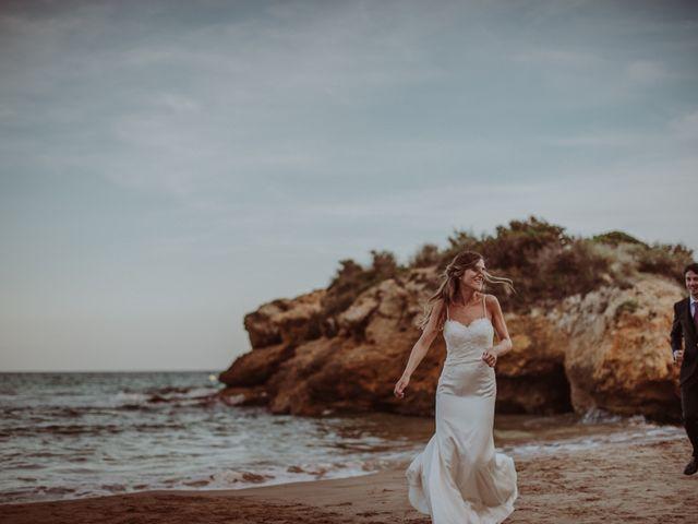La boda de Sergi y Maria en Altafulla, Tarragona 42