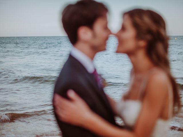 La boda de Sergi y Maria en Altafulla, Tarragona 45