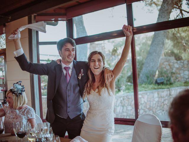La boda de Sergi y Maria en Altafulla, Tarragona 2