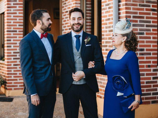 La boda de Carolina y Sergio en León, León 1