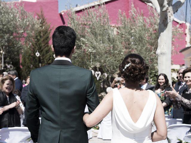 La boda de Paqui y Fran en Albacete, Albacete 20