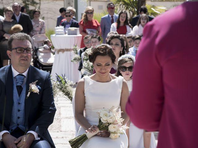 La boda de Paqui y Fran en Albacete, Albacete 21
