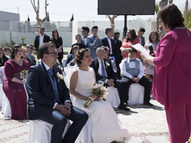 La boda de Paqui y Fran en Albacete, Albacete 24