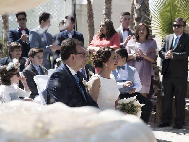 La boda de Paqui y Fran en Albacete, Albacete 25