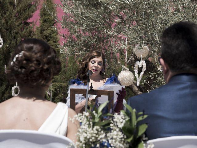 La boda de Paqui y Fran en Albacete, Albacete 28