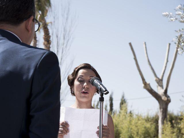 La boda de Paqui y Fran en Albacete, Albacete 34