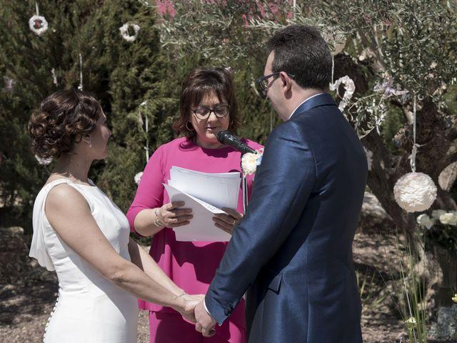La boda de Paqui y Fran en Albacete, Albacete 35
