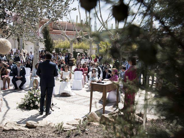 La boda de Paqui y Fran en Albacete, Albacete 38