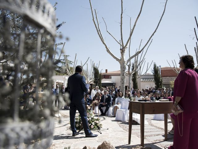 La boda de Paqui y Fran en Albacete, Albacete 39