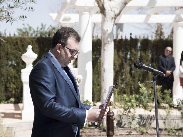 La boda de Paqui y Fran en Albacete, Albacete 40