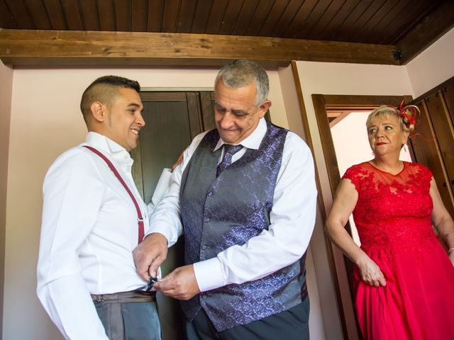 La boda de Mario y Lorena en Pedro Muñoz, Ciudad Real 11