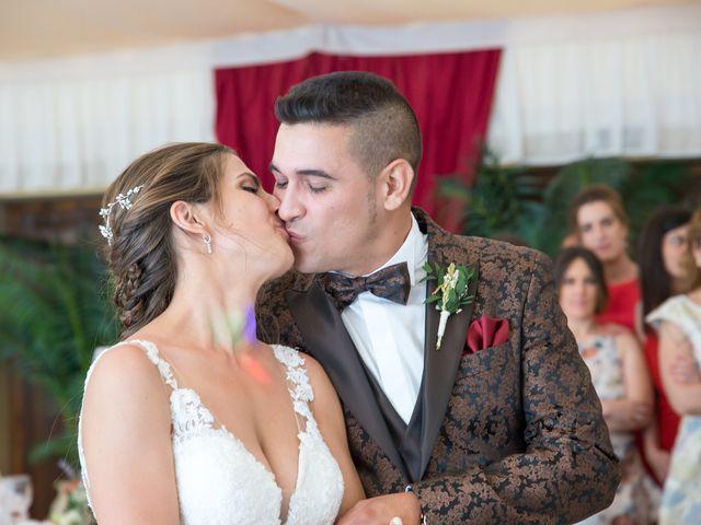 La boda de Mario y Lorena en Pedro Muñoz, Ciudad Real 24