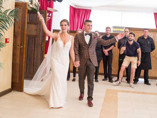 La boda de Mario y Lorena en Pedro Muñoz, Ciudad Real 25