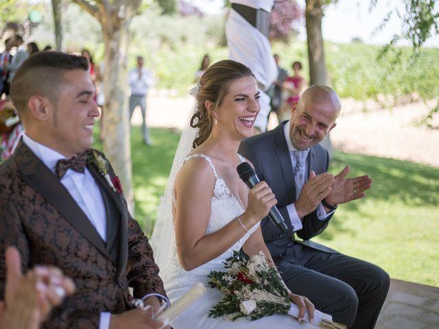 La boda de Mario y Lorena en Pedro Muñoz, Ciudad Real 29