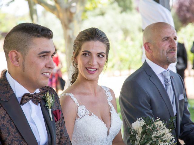 La boda de Mario y Lorena en Pedro Muñoz, Ciudad Real 32