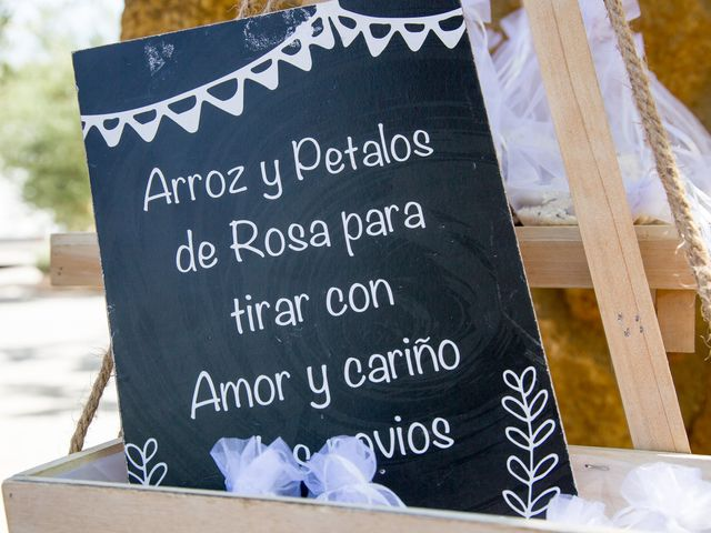 La boda de Mario y Lorena en Pedro Muñoz, Ciudad Real 33