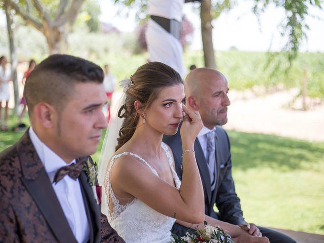 La boda de Mario y Lorena en Pedro Muñoz, Ciudad Real 38