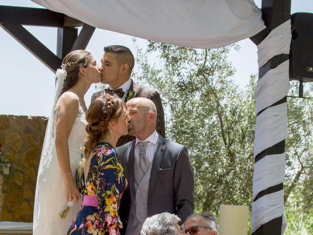 La boda de Mario y Lorena en Pedro Muñoz, Ciudad Real 40