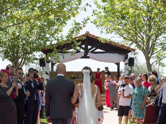 La boda de Mario y Lorena en Pedro Muñoz, Ciudad Real 41