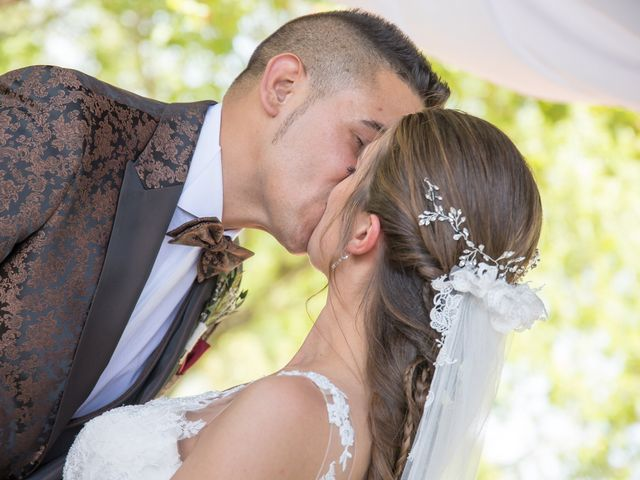 La boda de Mario y Lorena en Pedro Muñoz, Ciudad Real 46