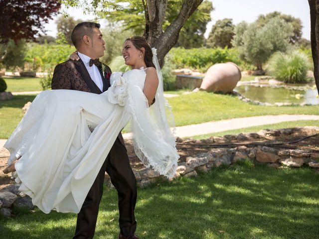 La boda de Mario y Lorena en Pedro Muñoz, Ciudad Real 50