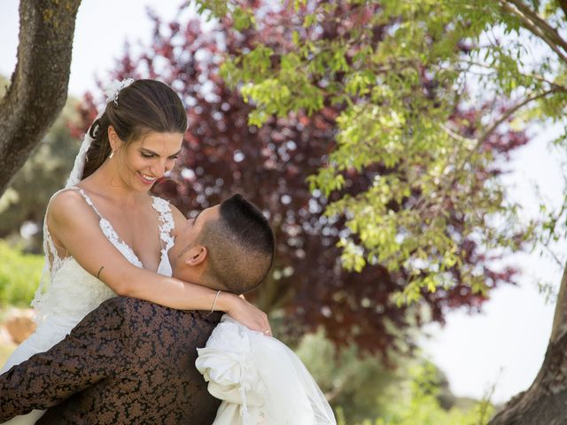 La boda de Mario y Lorena en Pedro Muñoz, Ciudad Real 51