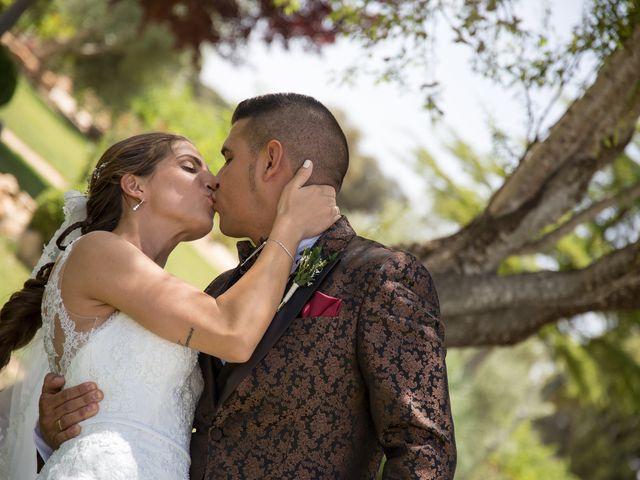 La boda de Mario y Lorena en Pedro Muñoz, Ciudad Real 52