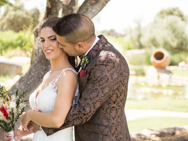 La boda de Mario y Lorena en Pedro Muñoz, Ciudad Real 54
