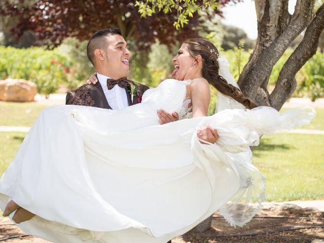 La boda de Mario y Lorena en Pedro Muñoz, Ciudad Real 55