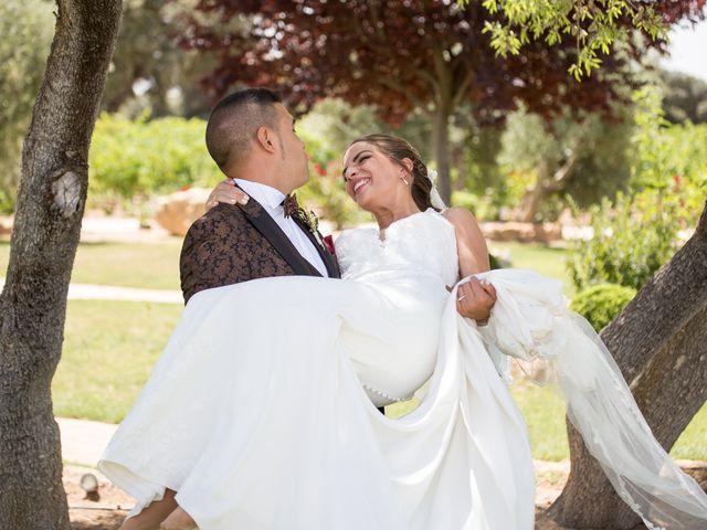 La boda de Mario y Lorena en Pedro Muñoz, Ciudad Real 2