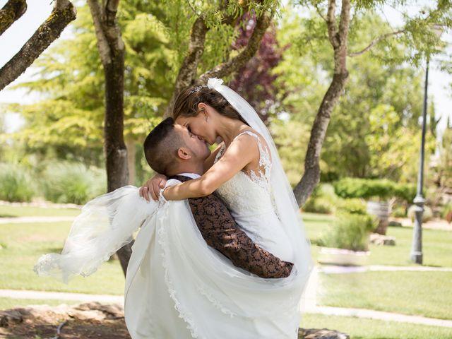 La boda de Lorena y Mario