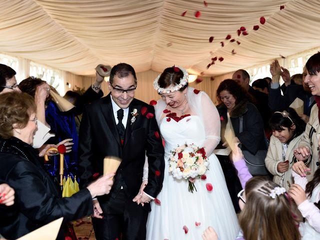 La boda de Miguel y Ana  en Santpedor, Barcelona 12