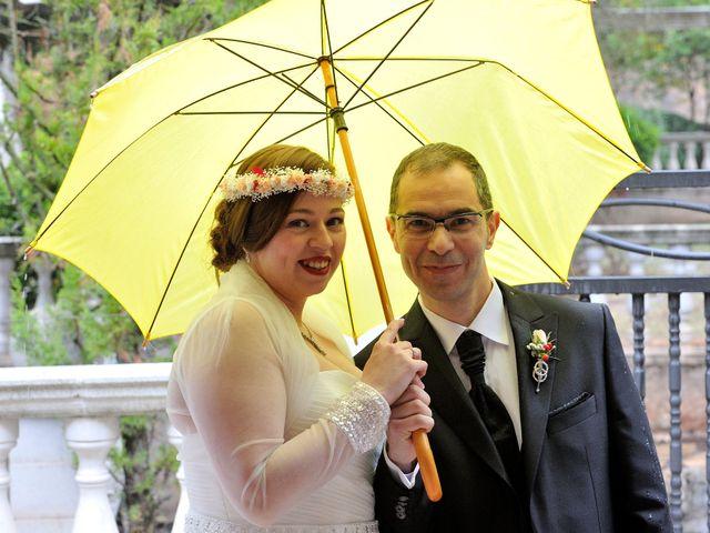 La boda de Miguel y Ana  en Santpedor, Barcelona 16