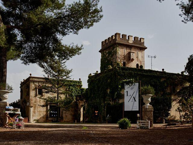 La boda de Alberto y Lucia en Fontanars Dels Alforins, Valencia 4