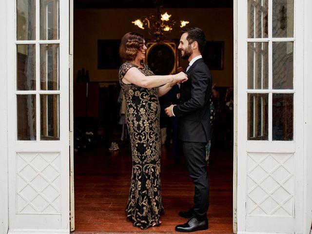 La boda de Alberto y Lucia en Fontanars Dels Alforins, Valencia 13