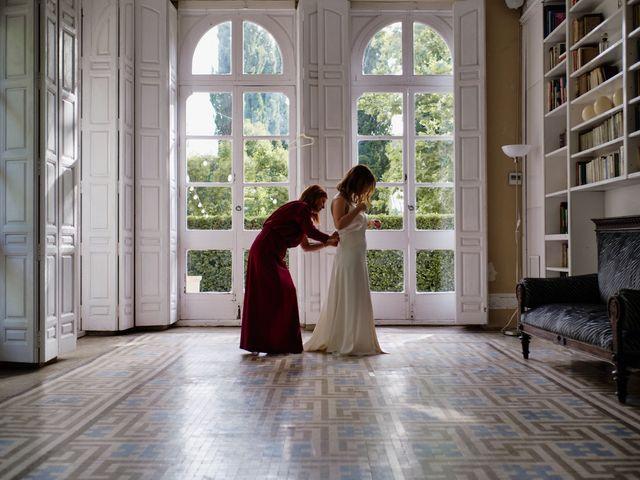 La boda de Alberto y Lucia en Fontanars Dels Alforins, Valencia 14