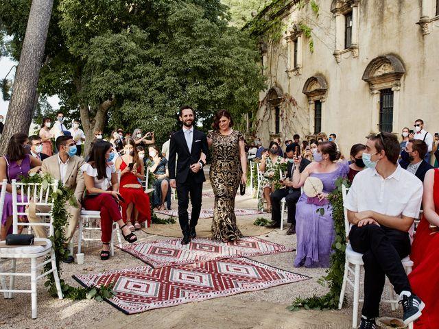 La boda de Alberto y Lucia en Fontanars Dels Alforins, Valencia 27