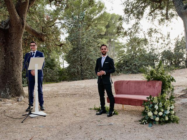 La boda de Alberto y Lucia en Fontanars Dels Alforins, Valencia 29