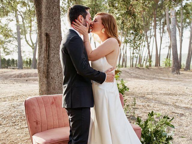 La boda de Alberto y Lucia en Fontanars Dels Alforins, Valencia 1