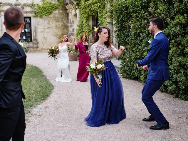 La boda de Alberto y Lucia en Fontanars Dels Alforins, Valencia 31